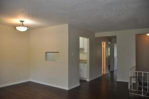 Two bedroom suite in duplex, pet friendly, available now!