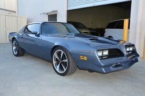 1977 Pontiac Firebird  Blue 3 Speed Automatic Coupe Brompton Charles Sturt Area Preview