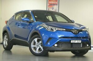 2017 Toyota C-HR NGX10R Blue Wagon Chatswood Willoughby Area Preview