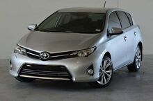 2013 Toyota Corolla ZRE182R Levin S-CVT ZR Silver 7 Speed Constant Variable Hatchback Robina Gold Coast South Preview