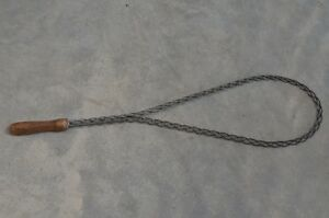 5 Antique Wire Rug Beaters