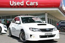 2013 Subaru Impreza G3 MY13 WRX AWD White 5 Speed Manual Hatchback Liverpool Liverpool Area Preview