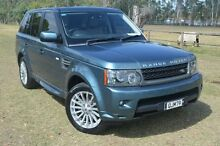 2011 Land Rover Range Rover Sport SDV6 Luxury Green 6 Speed Automatic Wagon Berserker Rockhampton City Preview