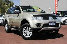 2010 Mitsubishi Challenger PB (KH) MY10 LS Gold 5 Speed Sports Automatic Wagon Cannington Canning Area Preview