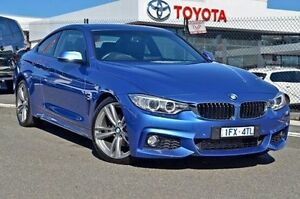 2014 BMW 420d Blue Sports Automatic Coupe Keysborough Greater Dandenong Preview