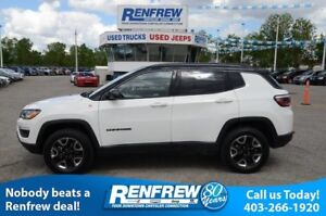 2017 Jeep Compass Tailhawk, Nav, Heated Seats, Panoroof, Backup