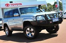 2008 Nissan Patrol GU 6 MY08 ST Silver 4 Speed Automatic Wagon Balcatta Stirling Area Preview