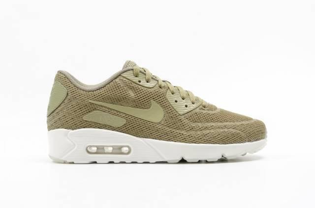 NEW IN BOX Men's Nike Air Max 90 Ultra 2.0 BR Trooper Green 898010 200