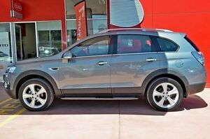 2012 Holden Captiva CG Series II MY12 7 AWD LX Grey 6 Speed Sports Automatic Wagon Dandenong Greater Dandenong Preview