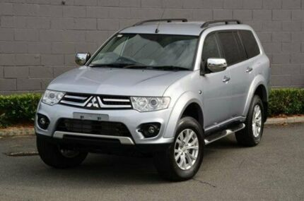 2013 Mitsubishi Challenger PC (KH) MY14 LS Silver 5 Speed Auto Seq Sportshift Wagon Southport Gold Coast City Preview