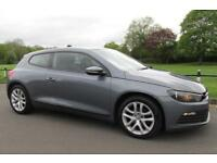 2010 (10) Volkswagen Scirocco 2.0TDI ( 140ps ) CR ***FINANCE AVAILABLE***