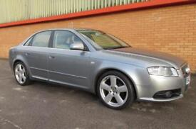 Audi A4 2.0TDI 2007MY S Line **FINANCE ARRANGED**