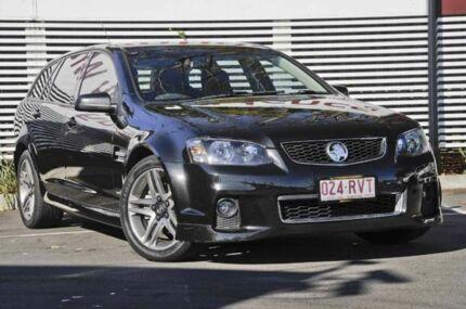 2011 Holden Commodore VE II SV6 Sportwagon Black 6 Speed Auto Seq Sportshift Wagon Mount Gravatt Brisbane South East Preview
