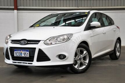 2014 Ford Focus LW MKII MY14 Trend PwrShift White 6 Speed Sports Automatic Dual Clutch Hatchback & Ford For Sale in Perth Region WA u2013 Gumtree Cars markmcfarlin.com