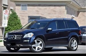 2010 Mercedes-Benz GL-Class 550 4matic SUV, Crossover
