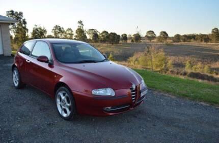 2003 Alfa Romeo 147 Hatchback Singleton Heights Singleton Area Preview