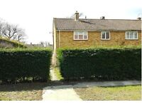 NO LONGER AVAILABLE- 2 bedroom Unfurnished end of terrace house Ifield, Great location!