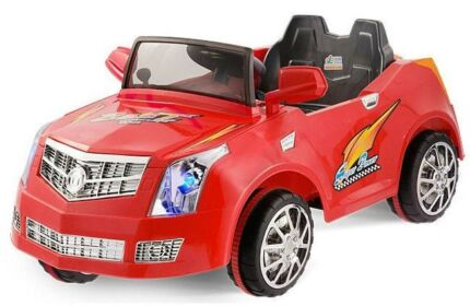 kids toy cadillac ride on sports electric car remote control 838