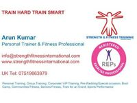 Personal Trainer in Southall, Hayes, Hounslow and surrounding areas