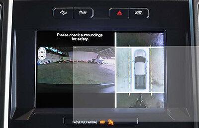 """Anti Glare Screen Protector (2x) 2014 2015 2016 Ford F150 8"""" Display"""
