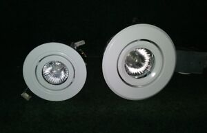 LED RECESSED POTLIGHTS