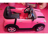 Pink Electric Mini Ideal Xmas Gift