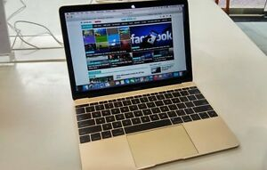 12 inch MacBook 512Gb and accessories