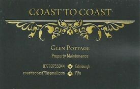 Coast to coast property maintenance