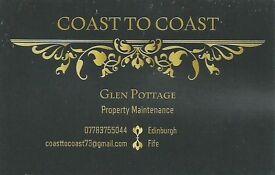 Coast to coast property maintenance