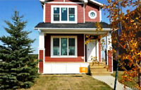 LEGAL BASEMENT SUITE roughed in, ROSEWOOD! Saskatoon CORNER LOT!