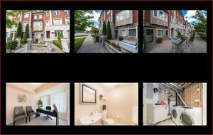 9LINE/14th/3BR/3WR/FREE HOLD TOWN HOME/CORNELL COMMUNITY/MARKHAM