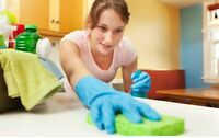WANTED: Housekeeping/Laundry/Grocery Runs