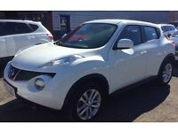 NISSAN JUKE 1.6 - Bad Credit Specialist - No Credit Scoring Available