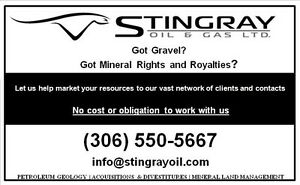 Got Mineral Rights, Royalties or Gravel?