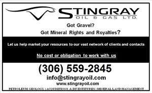 Mineral rights and Royalties