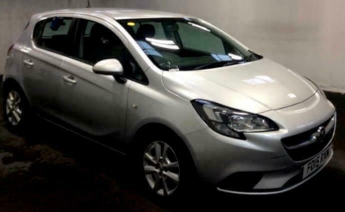 2015 Vauxhall Corsa 1.3 CDTI Design Hatchback