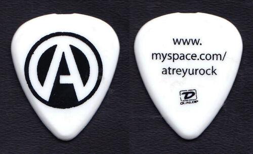 Atreyu White/Black Myspace Guitar Pick - 2008 Tour