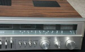 FISHER RS-2004A STUDIO STANDARD (VINTAGE)AM/FM Stereo Receiver