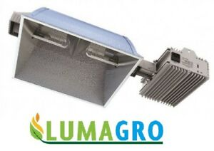 LUMAGRO FlexStar ® 630W CMH Fixture grow lights package with gro