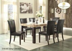 DINING ROOM SET WITH CHAIRS ON SALE (BD-1209)