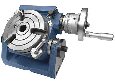 Rotary Table Tilting Table 4100mm With Mt-2 Bore - Tvm