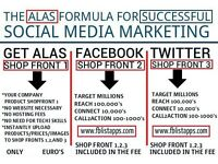 Employ a Social media marketing professional