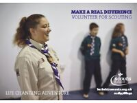 Manager of 5th Windsor Scout Group