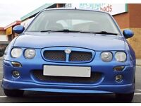 MG ZR - MOT'd until Oct 2017 - £500 - Genuine reason for sale.
