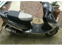 Pulse Scout Moped 50cc