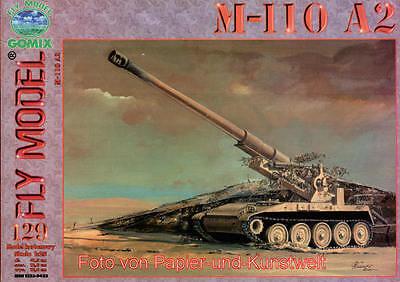 FLY Model 129 - Panzerhaubitze M-110 A2 - 1:25