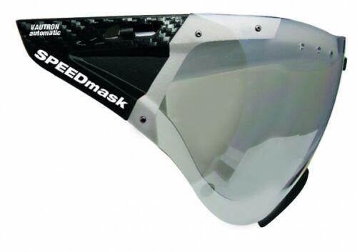 Casco - Speedmask Vautron (Self-Colouring) - Color: Black Grey - Size:Uni