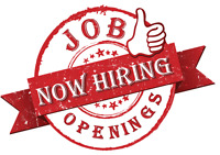 Full-time Seasonal opening available