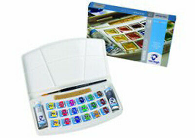 Van Gogh Watercolour Painting Box Set - 18 Pan 10ml X 2 Colour - $39.47
