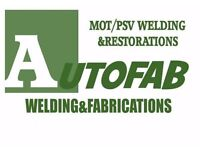 Specialist Welder, restoration and general fabrications.